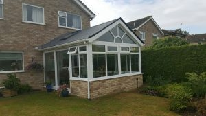 Gable End Conservatory With Tiled Roof From FcdHomeImprovements Co Uk